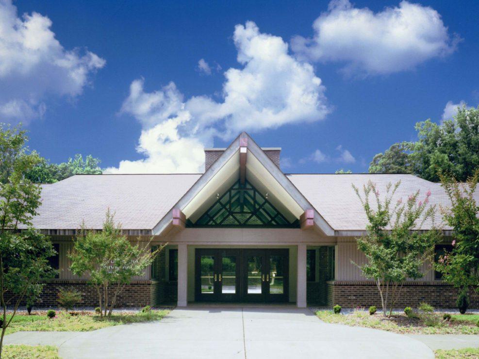 religious building design